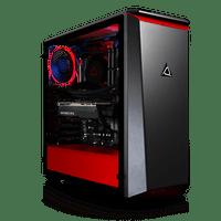 CLX Set Gaming Desktop w/AMD Ryzen 9 480GB SSD