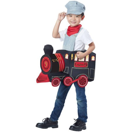 Berkeley Halloween Street (Train Rider Child Halloween Costume, 1)