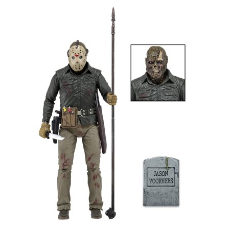 Friday the 13th - Ultimate Part 6 Jason - 7in Scale Figure