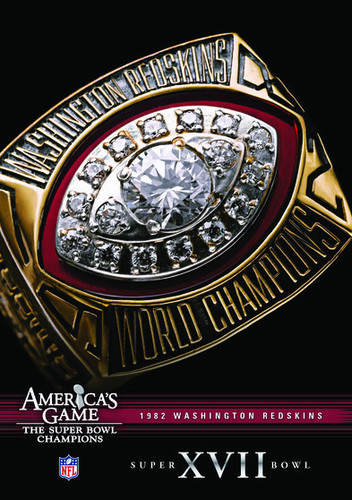 Nfl America's Game: 1982 Redskins (Super Bowl XVII) ( (DVD)) by Allied Vaughn