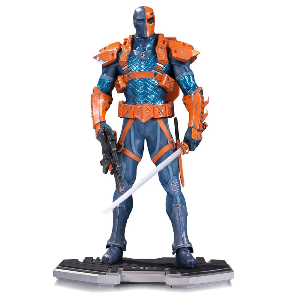 Diamond Toys DC Comics Icons Deathstroke Statue