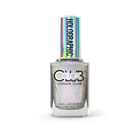 Color Club Holographic Nail Polish, Don't Harp On