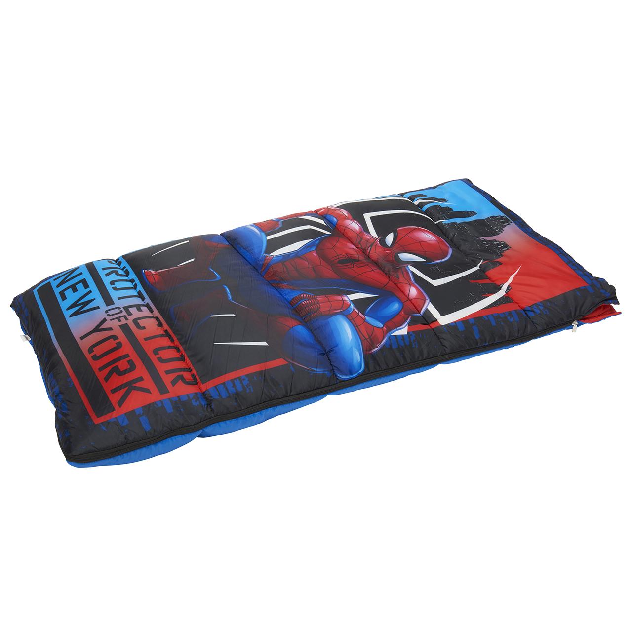 Kids Spiderman Sleeping Bag