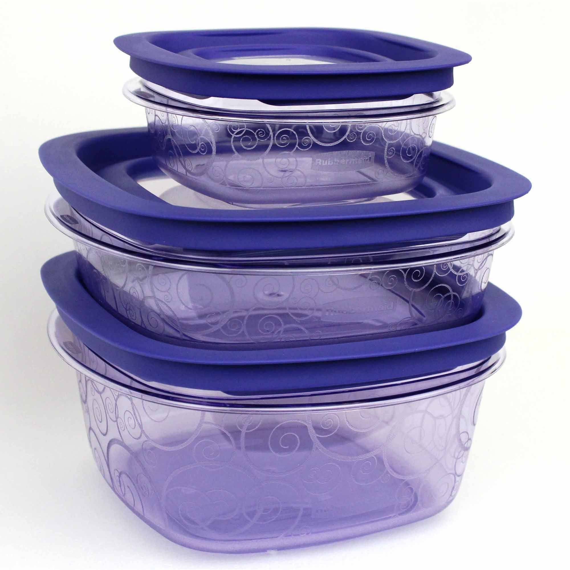 Rubbermaid Premier Food Storage Set 30 Ct Designs  sc 1 th 225 & Rubbermaid Premier Food Storage Set 30 Ct - Storage Designs