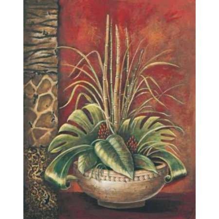 Exotic Tropical I Canvas Art - Gregory Gorham (24 x 30)