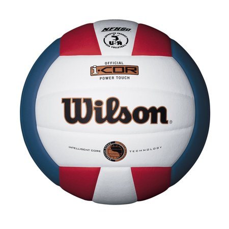 Wilson Sporting Goods I-Cor Indoor Volleyball - I Love Volleyball