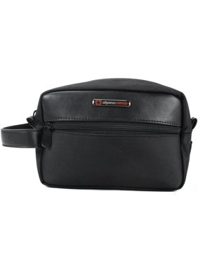 3f0d262fa871 Product Image Alpine Swiss Hudson Travel Toiletry Bag Shaving Dopp Kit Case
