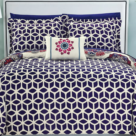 Chic Home Barcelona Reversible Comforter Set