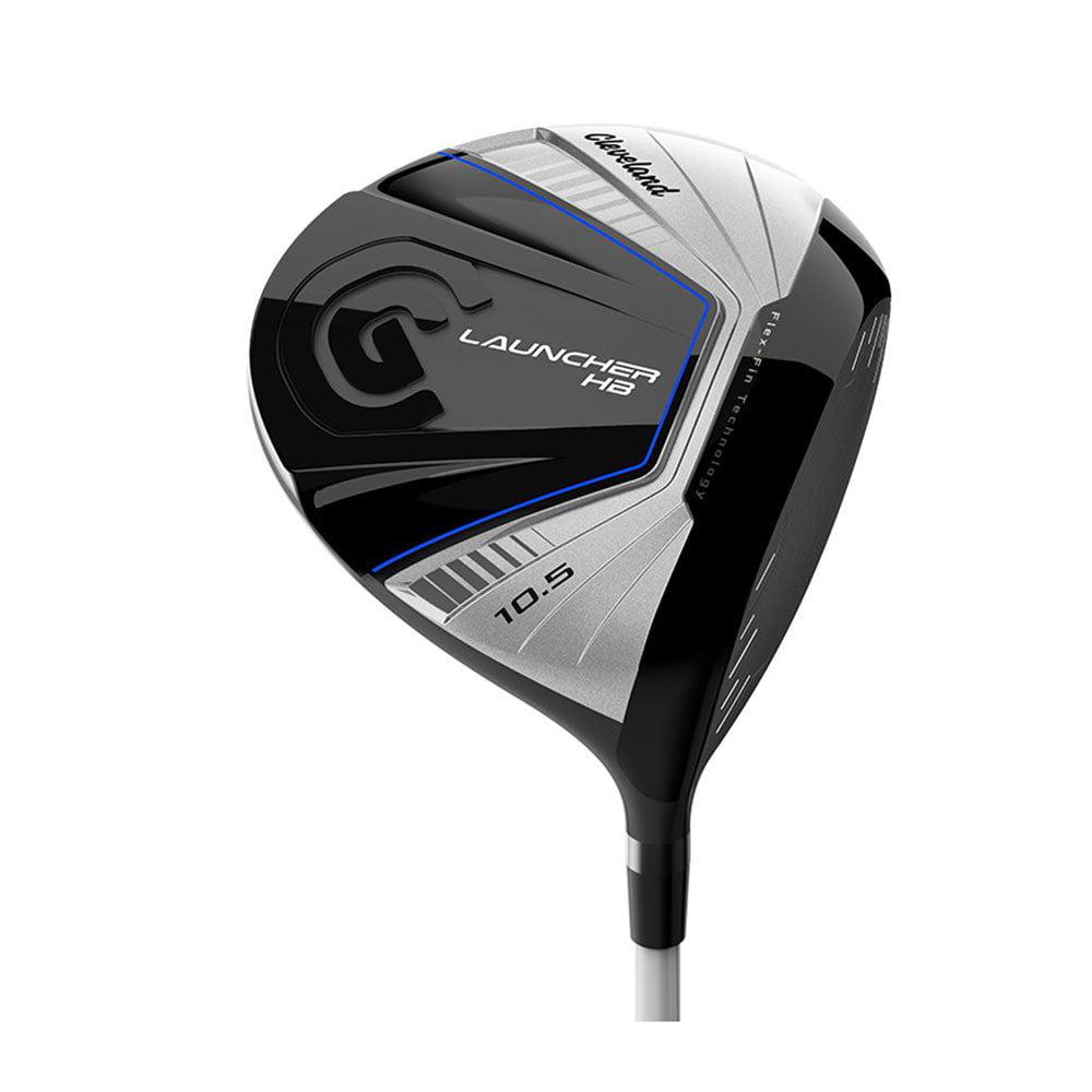 Cleveland Golf 10.5 Degree Regular Ultra Lightweight Graphite Launcher HB Driver