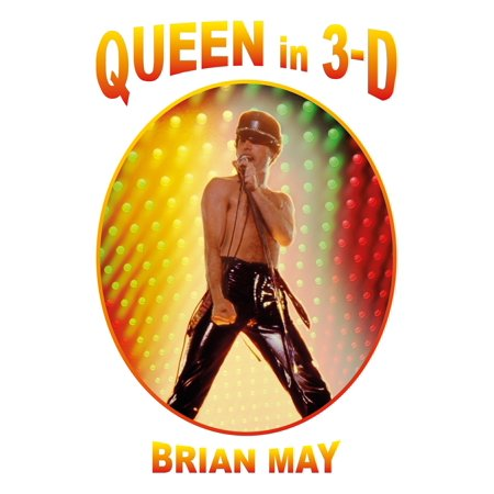 Queen in 3-D : (3-D Stereoscopic Book)