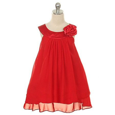 6532250c395b Related image Dresses for girls Red flower