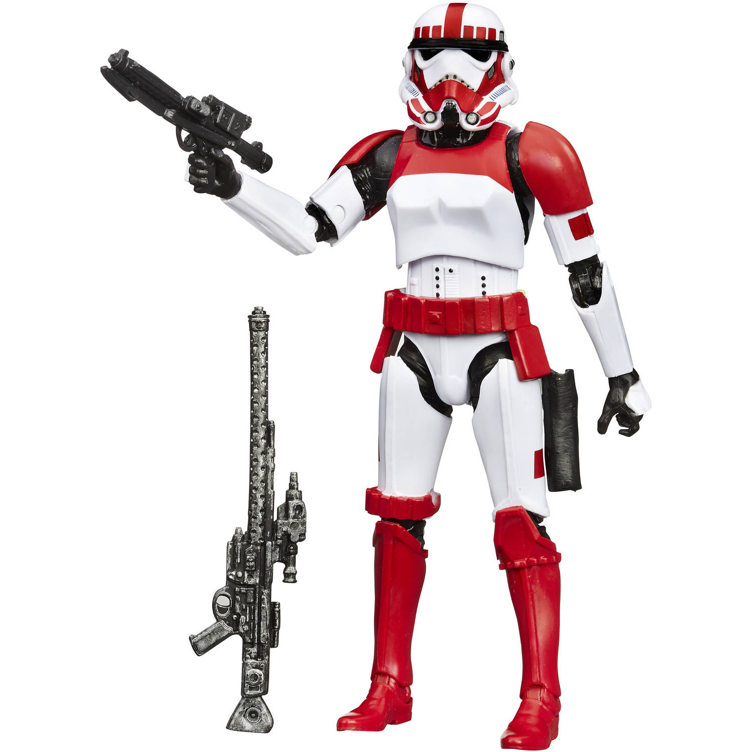 "Star Wars The Black Series 6"" Battlefront Imperial Shock Trooper by Hasbro"