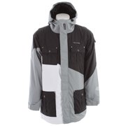 Sessions New Schoolers Snowboard Jacket Black  Mens
