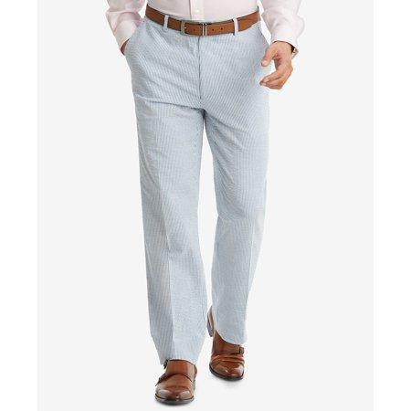 Tommy Hilfiger Mens 34X32 Dress - Flat Front Stretch Pants $175