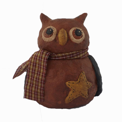 Craft Outlet Country Owl