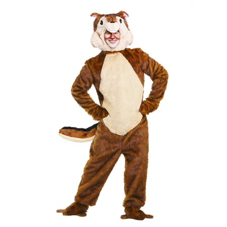 Chipmunk Adult Costume](Alvin Chipmunk Costume)