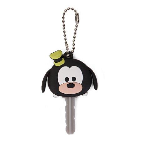 Disney Tsum Tsum Soft Touch PVC Key Holder: Goofy - image 1 de 1