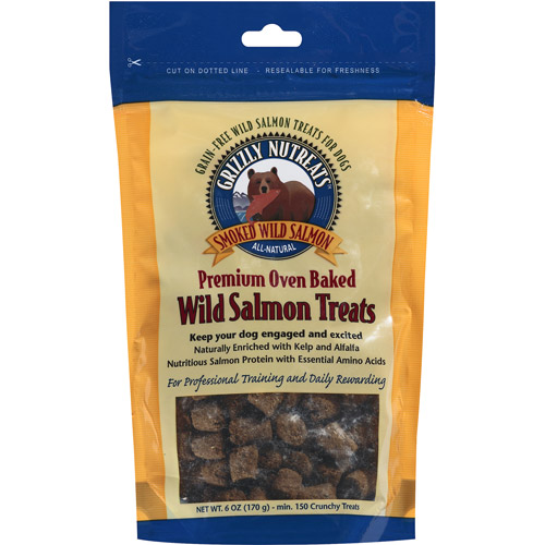 Grizzly Nutreats Premium Oven Baked Wild
