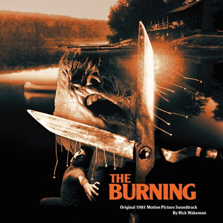 The Burning (Original 1981 Motion Picture Soundtrack) (Vinyl) (Limited Edition)](Halloween Soundtrack 1981)