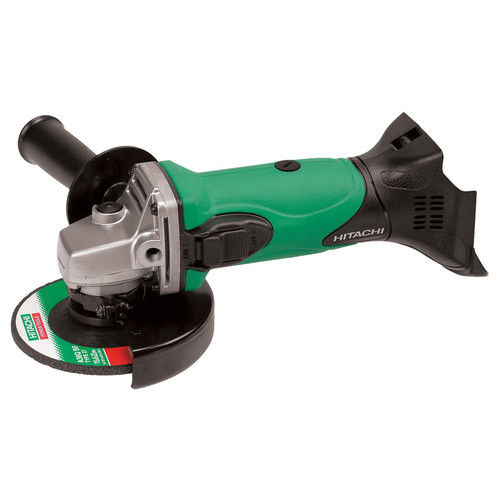 Hitachi G18DSLP4 18V Cordless Lithium-Ion 4-1 2 in. Angle Grinder (Bare Tool) by Hitachi