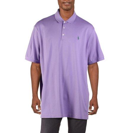 Polo Ralph Lauren Mens Signature Knit Polo Shirt