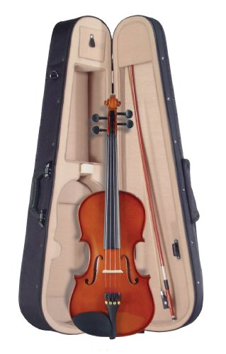 Palatino VN-350-1 10 Campus Violin Outfit, 1 10 Size Multi-Colored by Palatino