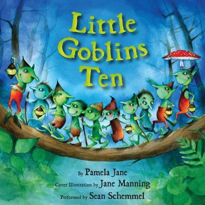 Little Goblins Ten - Audiobook](Goblin Halloween Town)