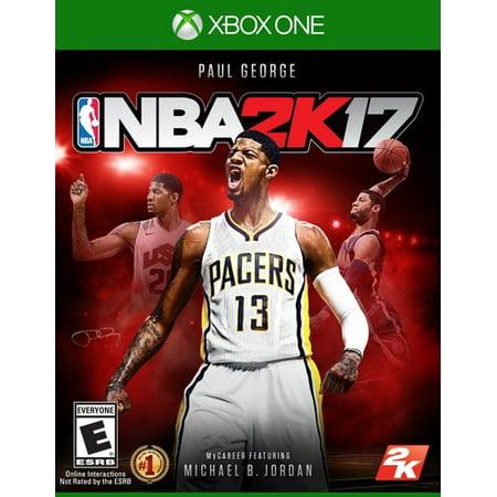 NBA 2K17, 2K, Xbox One, 710425497728 - Halloween 4 Movie 2k