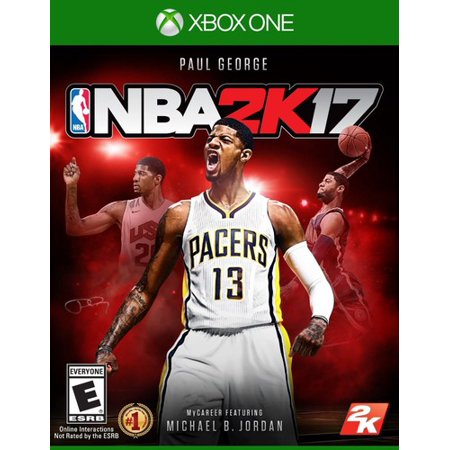 NBA 2K17, 2K, Xbox One, 710425497728