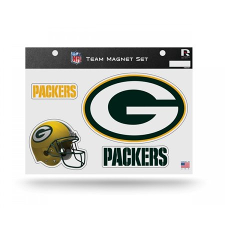 Green Bay Packers Team Magnet Set - image 1 de 1