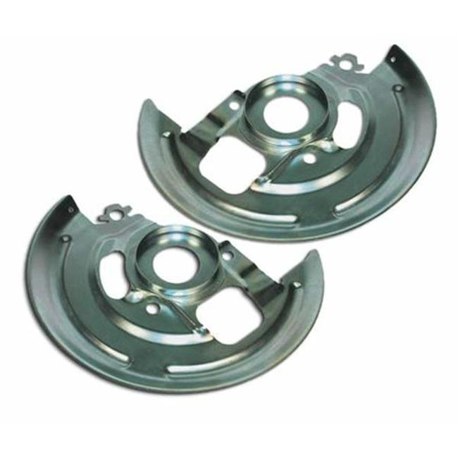 Helix Suspension Brakes and Steering 23187 1964 - 1972 GM A  F  X Body Backing Plates Set