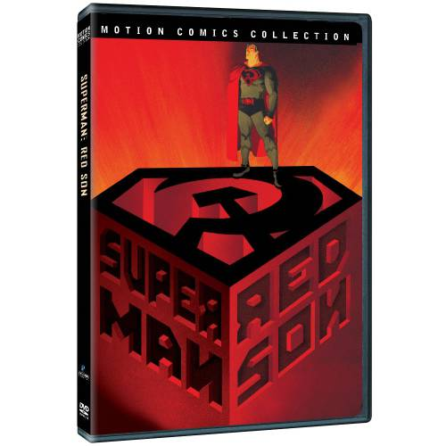 Superman: Red Son - Motion Comics Collection: The Complete Series (Widescreen)