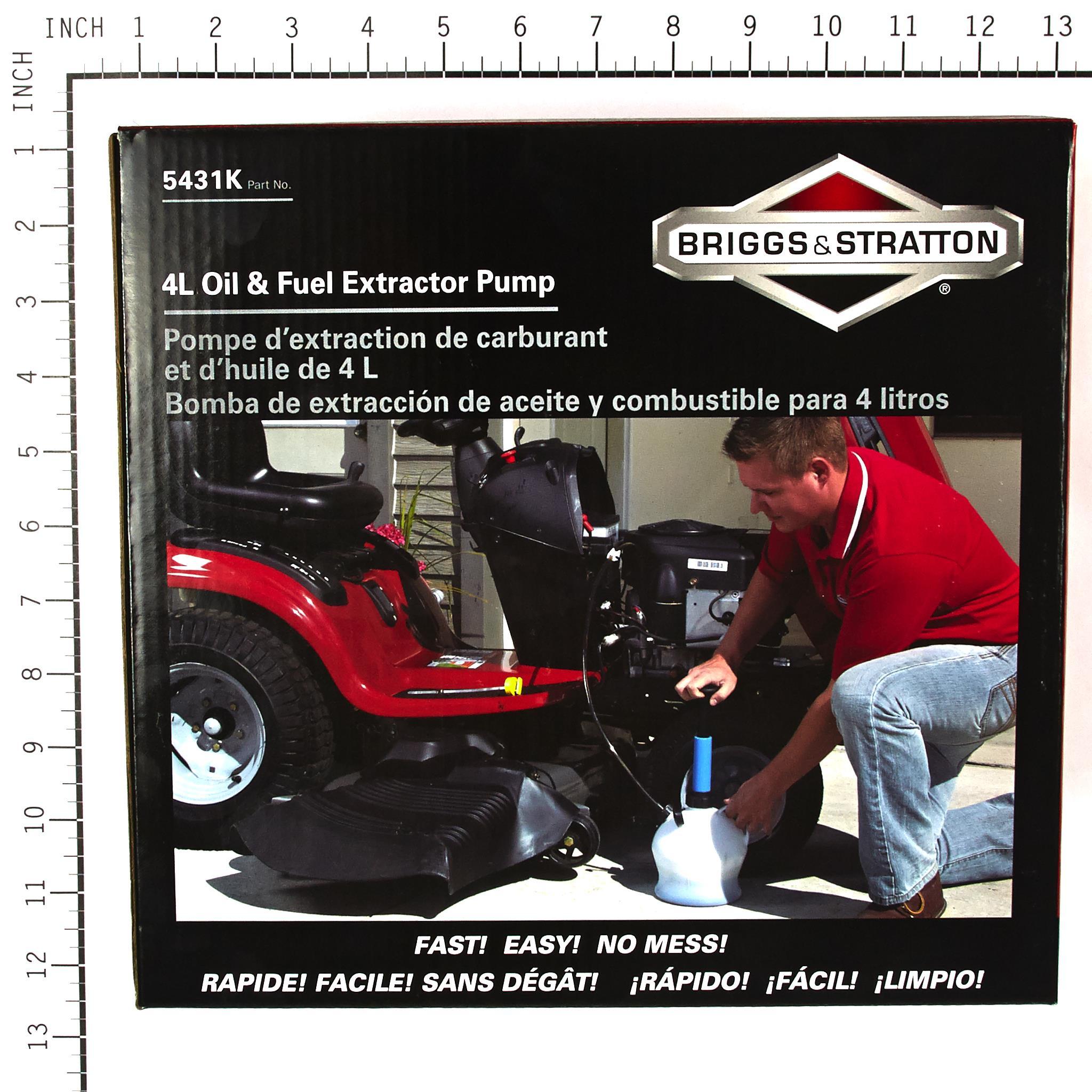 Ausgezeichnet Briggs Und Stratton 8 Ps Motorhandbuch Bilder ...