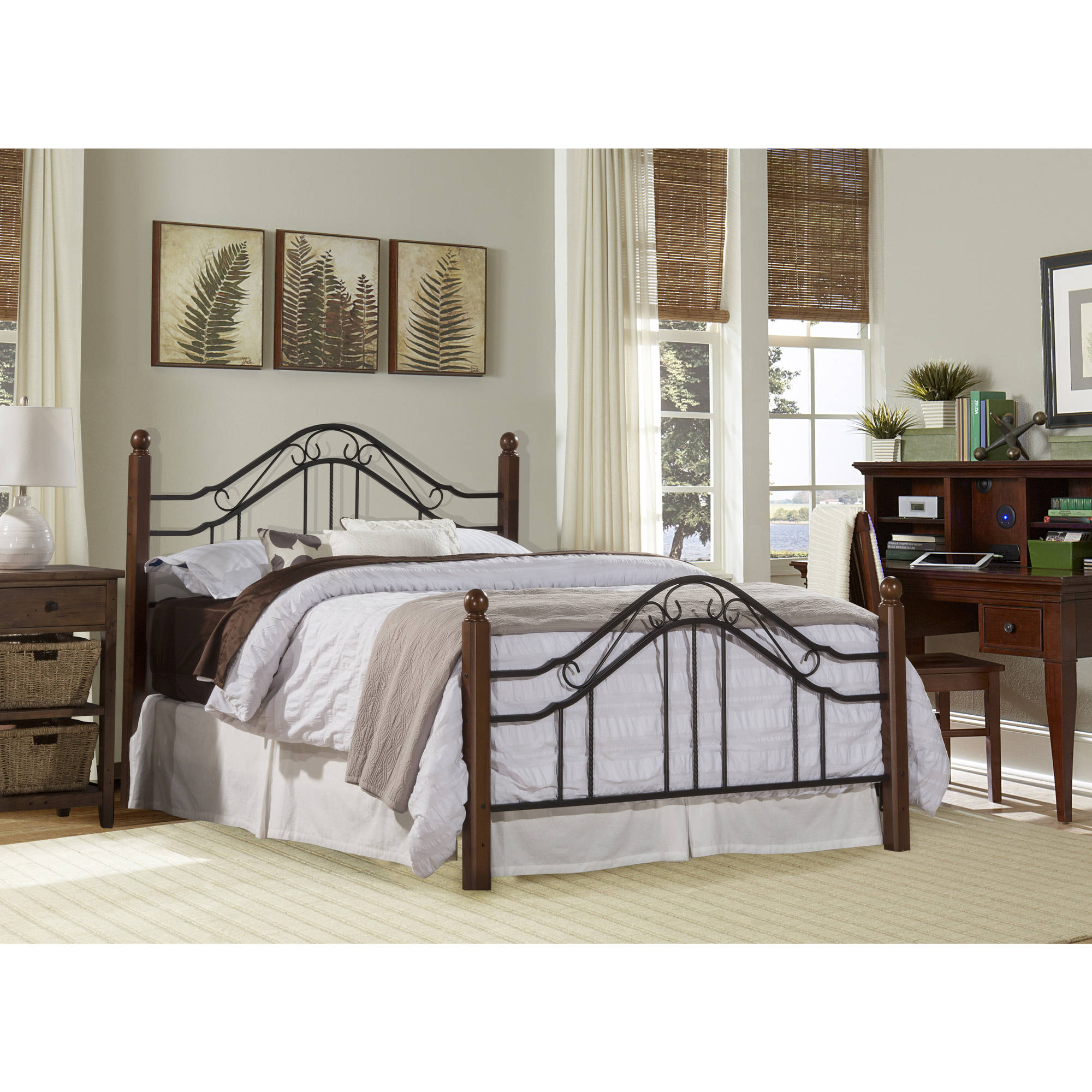 Hillsdale Furniture Madison Bed, Multiple Sizes