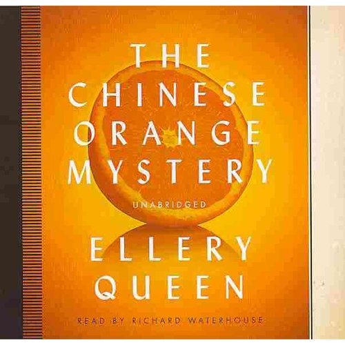 The Chinese Orange Mystery: Library Edition