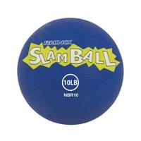 10 lbs Rhino Slam Ball, Blue