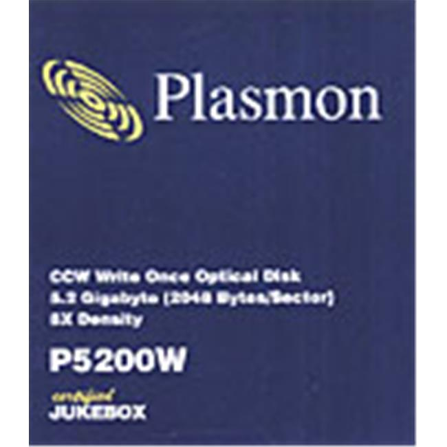 Plasmon P5200W Optical Disk Worm - 5. 2 GB