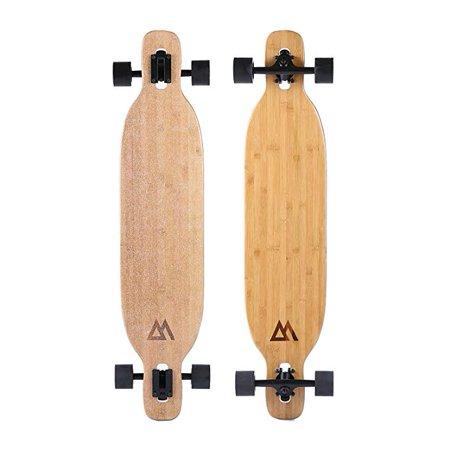 Bamboo Longboard - Bamboo Drop Through Cruiser Longboard