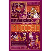 Adventures of Pinocchio, the [ilustrated with Interactive Elements] (Hardcover)