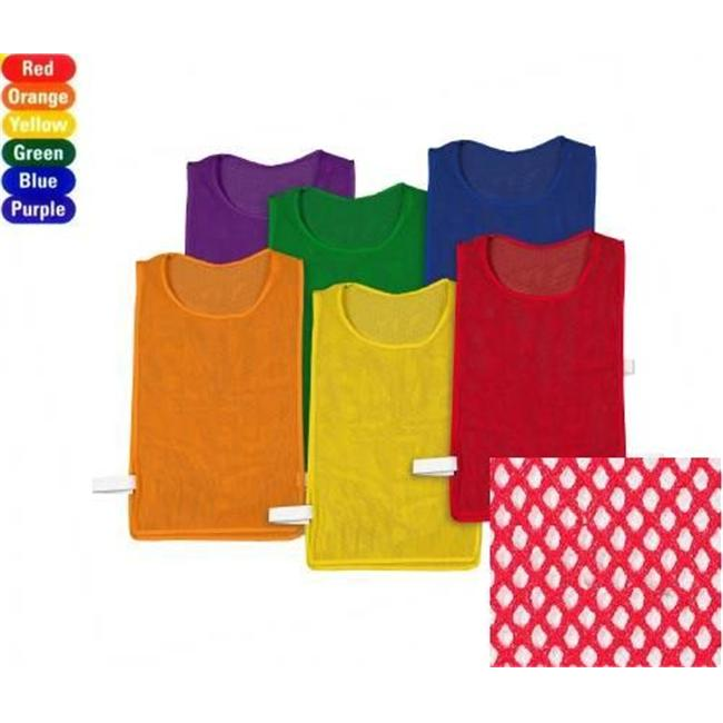 Everrich Mesh Pinnies Pack - Set of 6