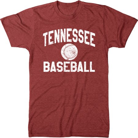 Tennessee Baseball Men's Modern Fit T-Shirt