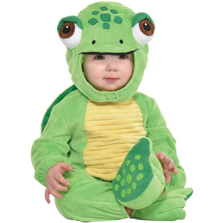 Halloween City Bellevue (Party City Turtle Crawler Halloween Costume for Babies, Includes)