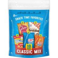 General Mills Snack Time Favorites Mix 18 Bags, 28 oz
