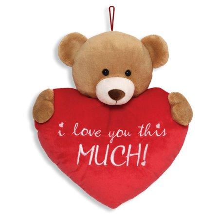 GUND 4037574 Valentines Bear Hug 13