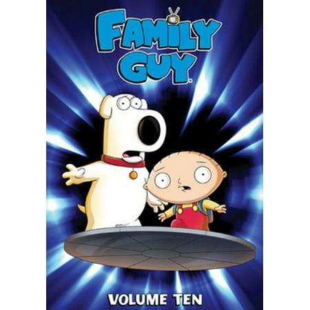 Family Guy: Volume Ten (DVD)