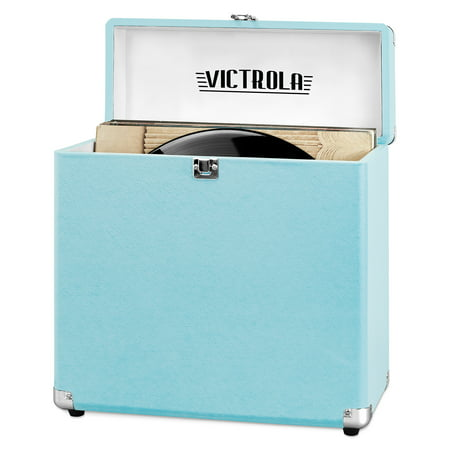 Victrola Storage case for Vinyl Turntable Records,