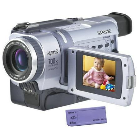 Sony Digital8 Camcorder DCR-TRV340 Sony Handycam Digital8