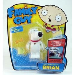 Family Guy - Brian Interactive Collector Figure - image 1 of 1