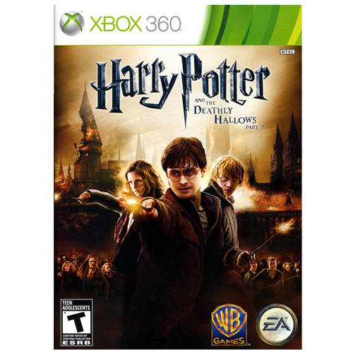 Harry Potter And Dh 2  (Xbox 360) - Pre-Owned
