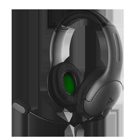 PDP, LVL40 Wired Stereo Headset, Xbox One, Black, 048-141-NA